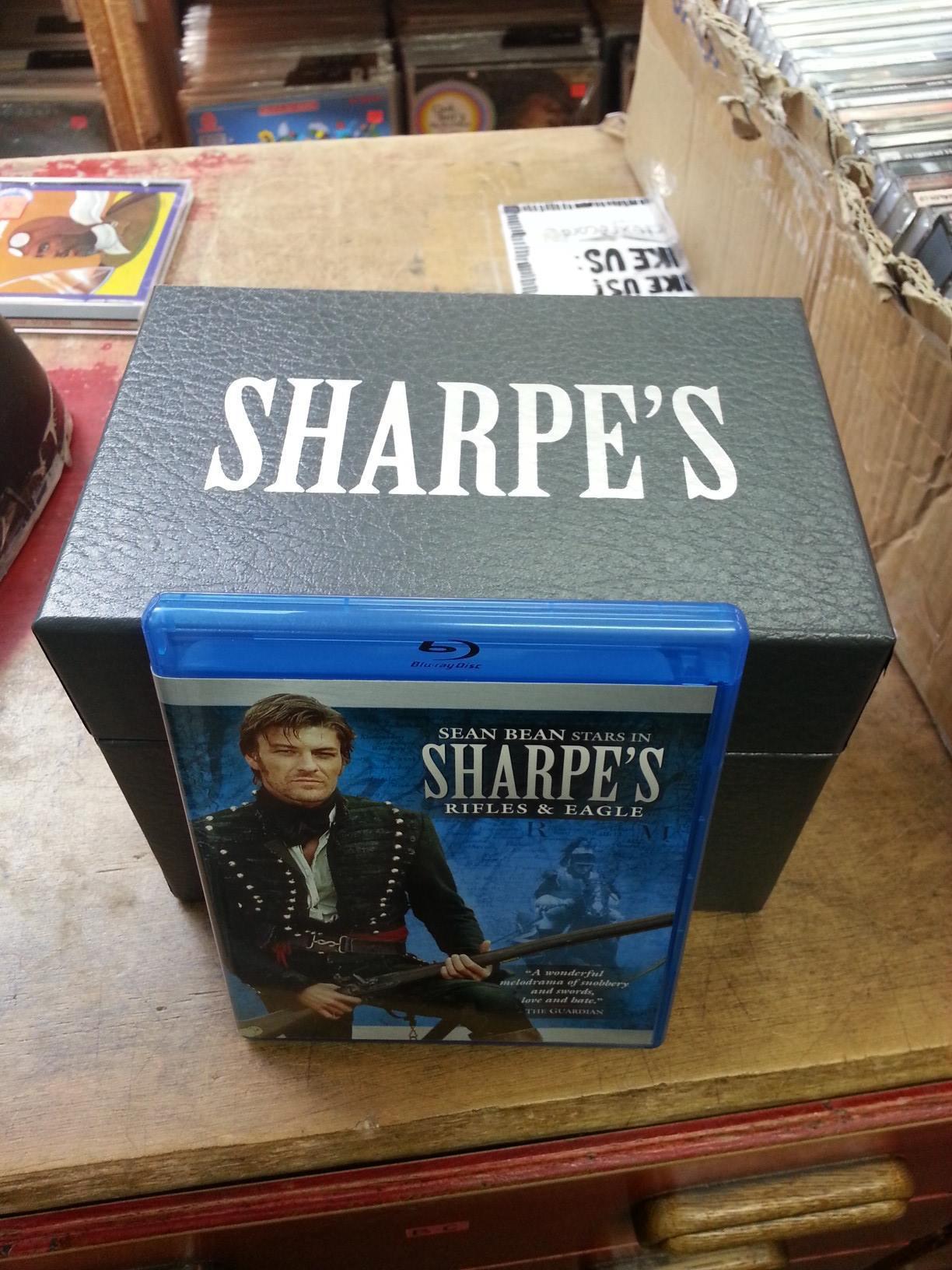 Sharpe's Complete on BRD