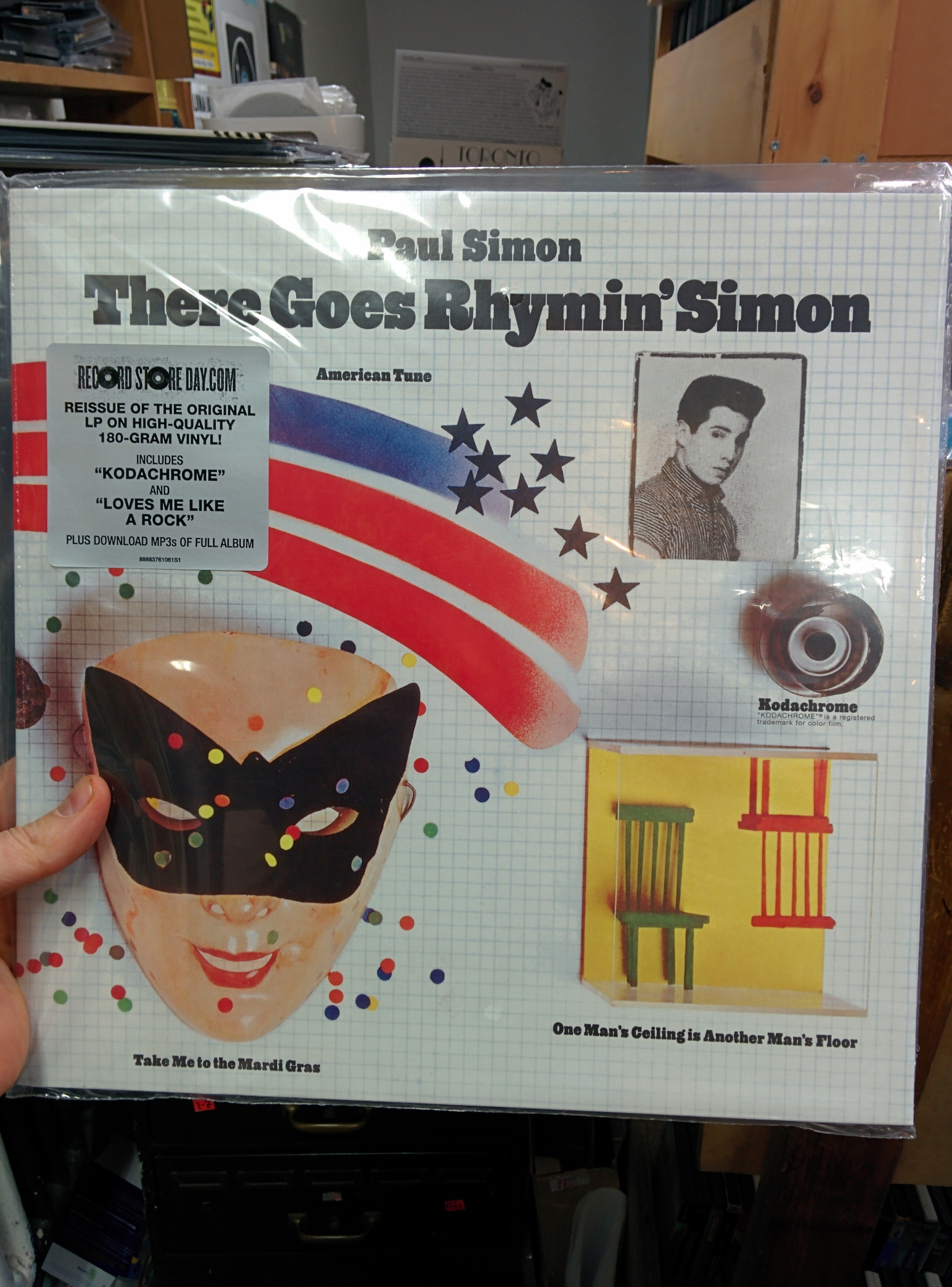 Paul Simon - There Goes... $19.99
