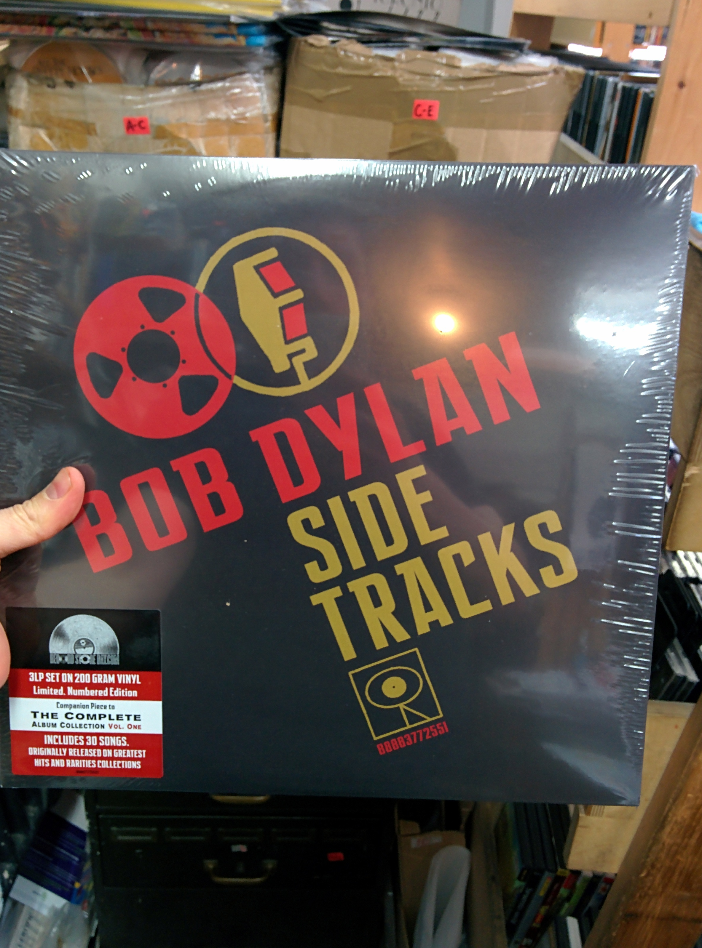 Dylan - Side Tracks - tba