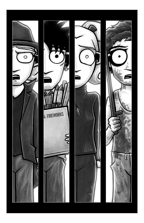 Option 9: 4 Main Characters
