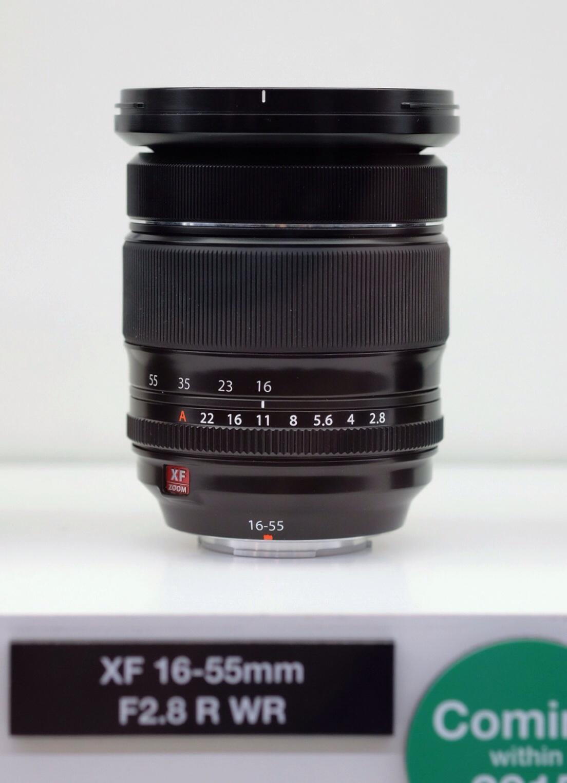 Fuji 16-55mm ƒ/2.8
