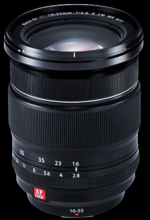Fuji Fujifilm 16-55mm f2.8