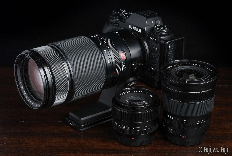 Fuji Fujifilm X-T1 50-140mm f/2.8 35mm f/1.4 10-24mm f/4.jpg