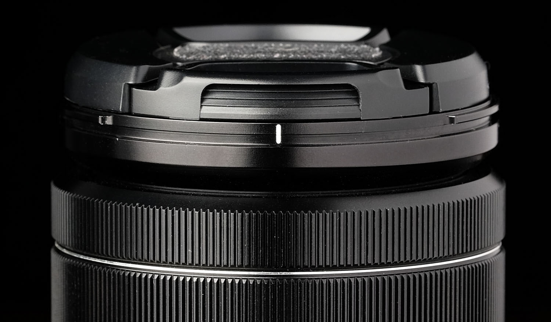 A Superior Nikon Lens Cap. Thankfully Fuji's new caps are even better than Nikon's