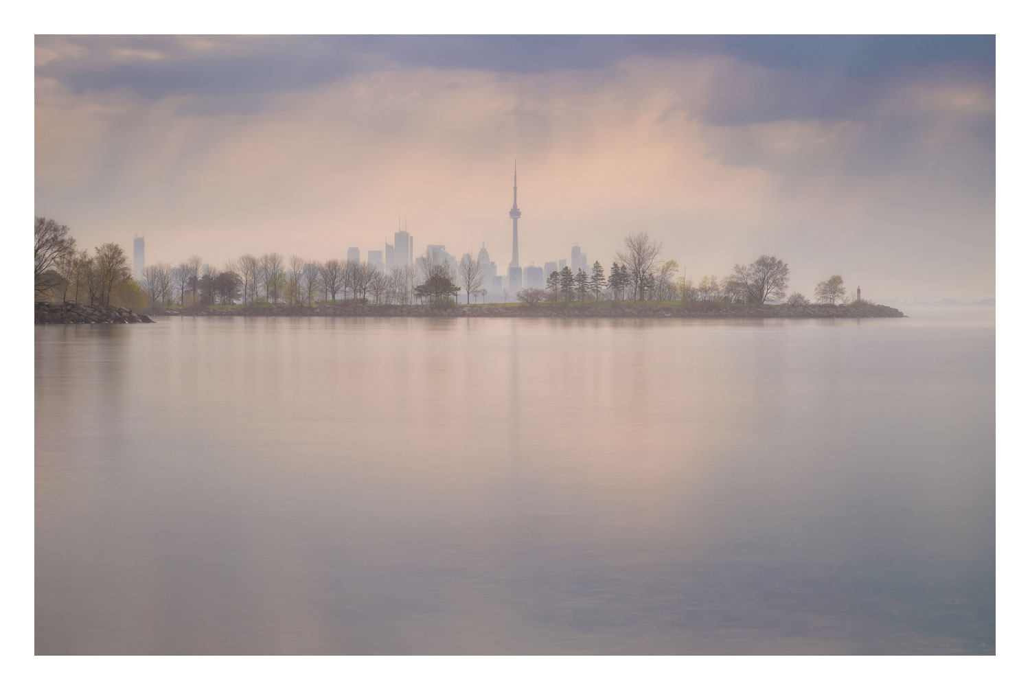 85mm can be an excellent focal length for landscapes – 7.0 sec at F/16 (chosen to slow shutter speed down)