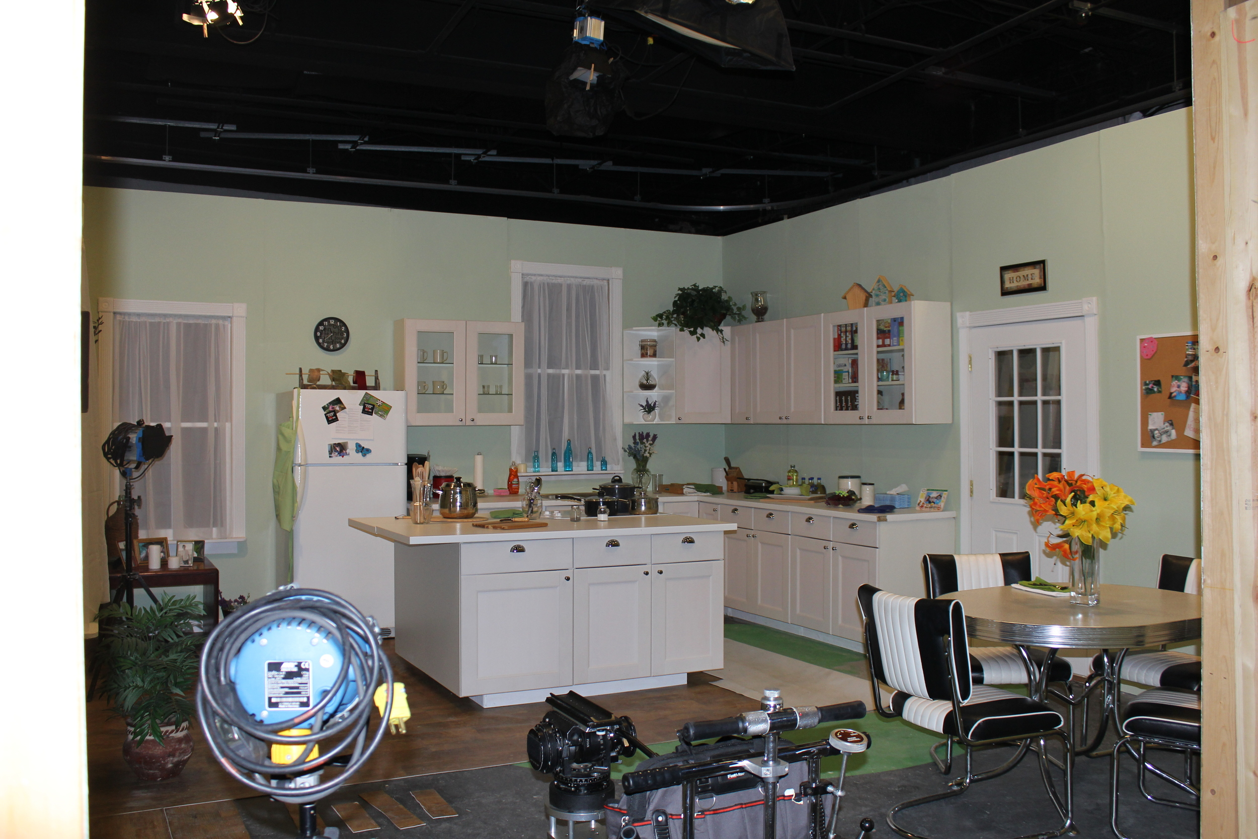 Copy of Shooting Studio - set