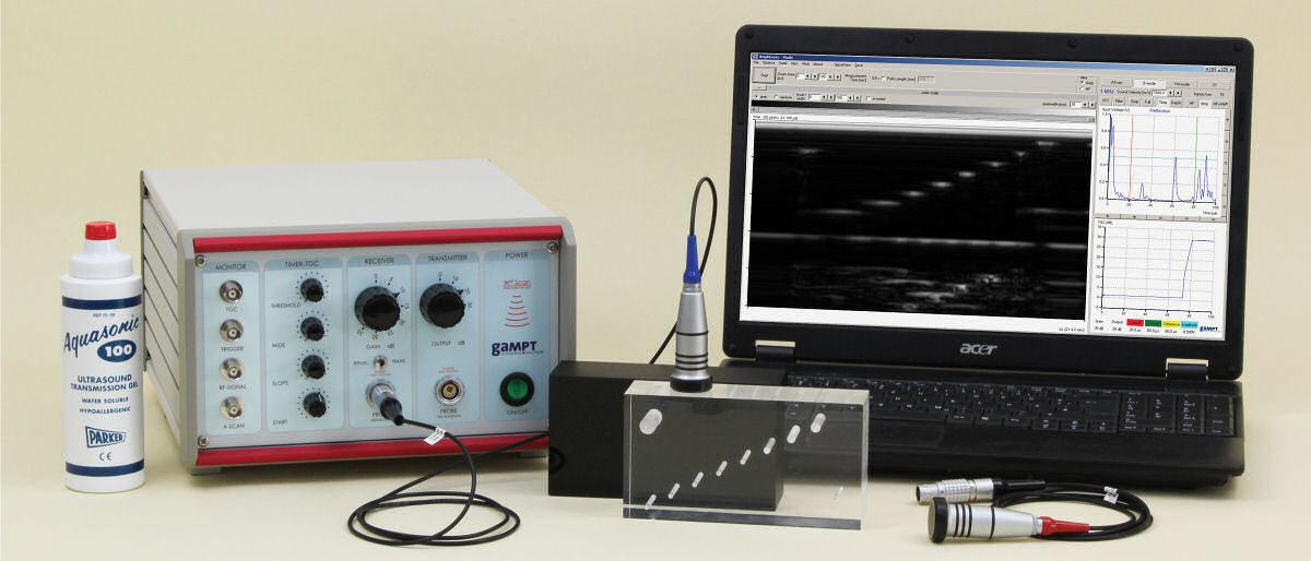 Scanner de ultrassom – Física