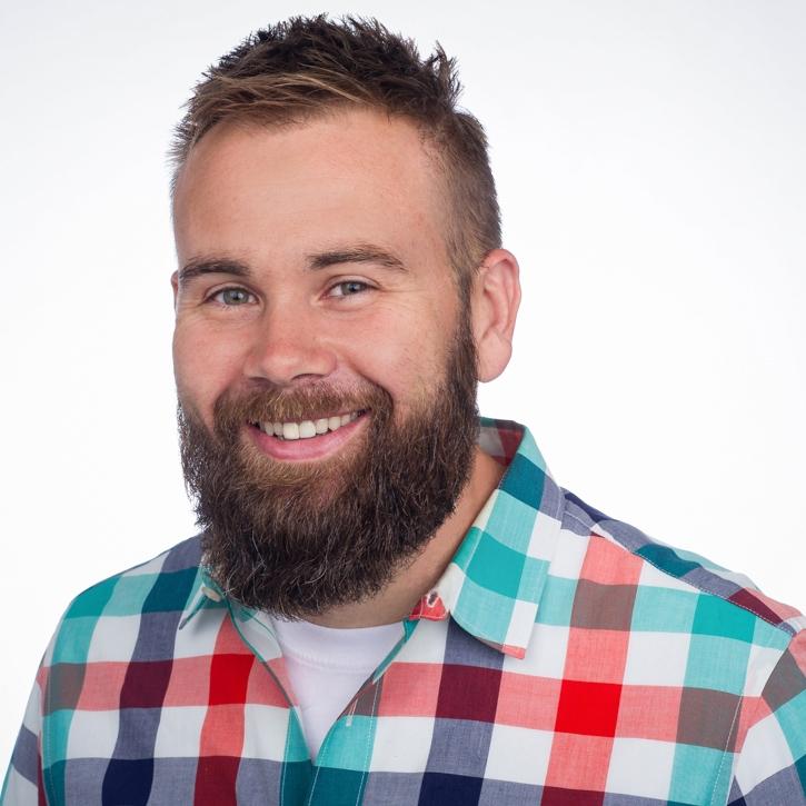 Chad Steinke - Senior Designer