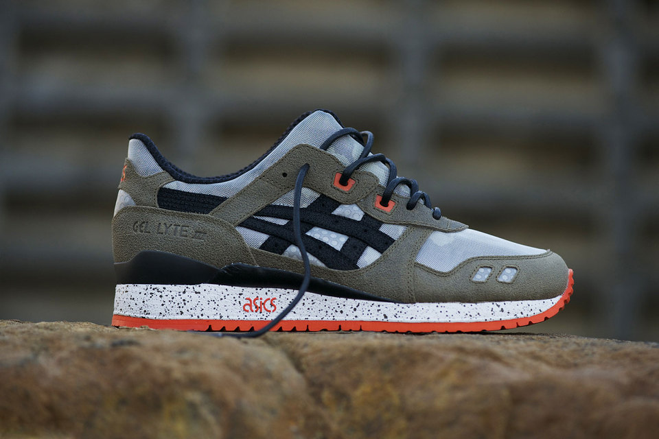 "BAIT x ASICS ""BASICS Model-002 Guardian"""