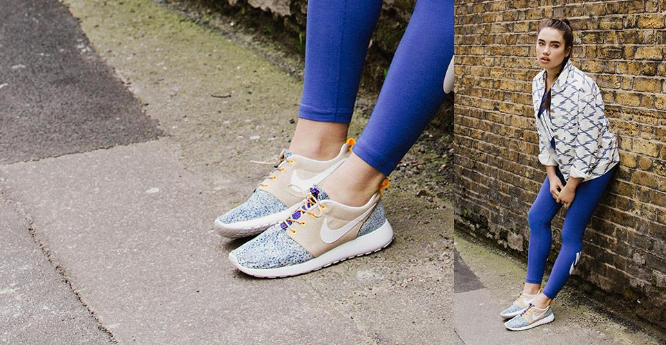 "Nike x Liberty ""Roshe run"""
