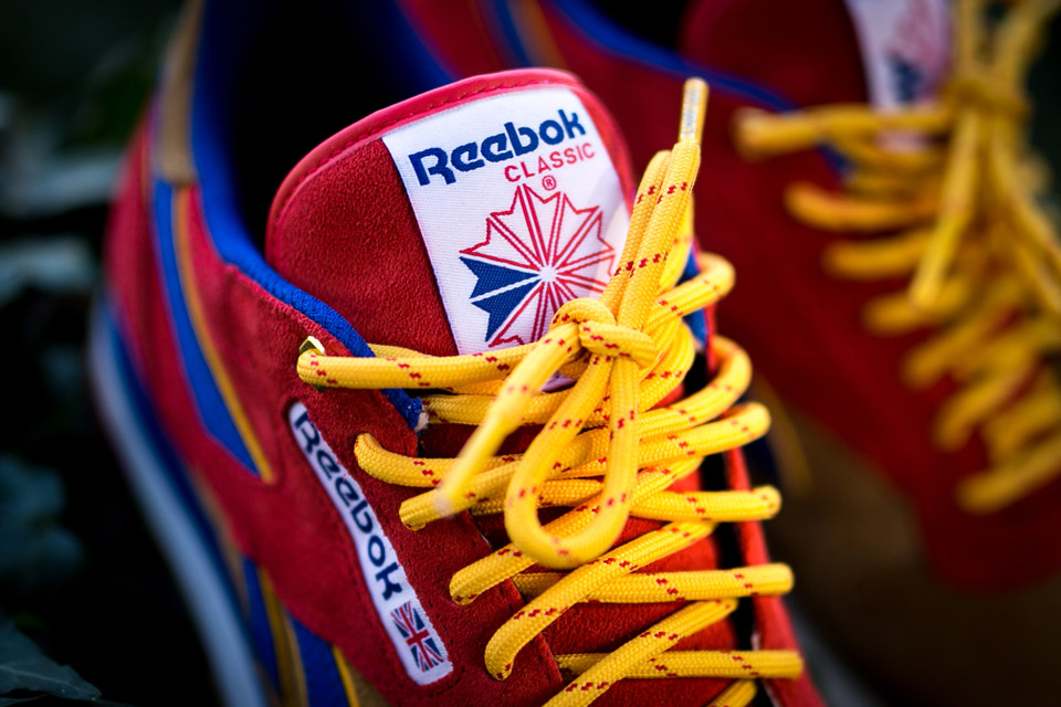 "SNIPES x Reebok Classics ""Camp Out"""