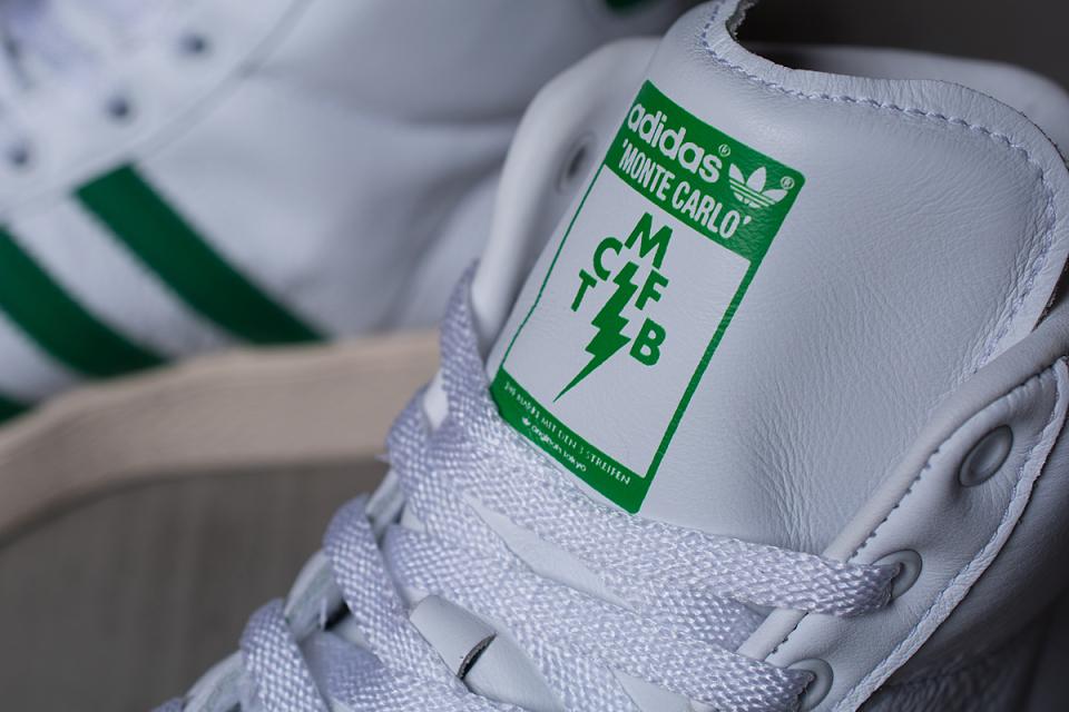 Mark McNairy x adidas Originals Monte Carlo Mid 84 Lab