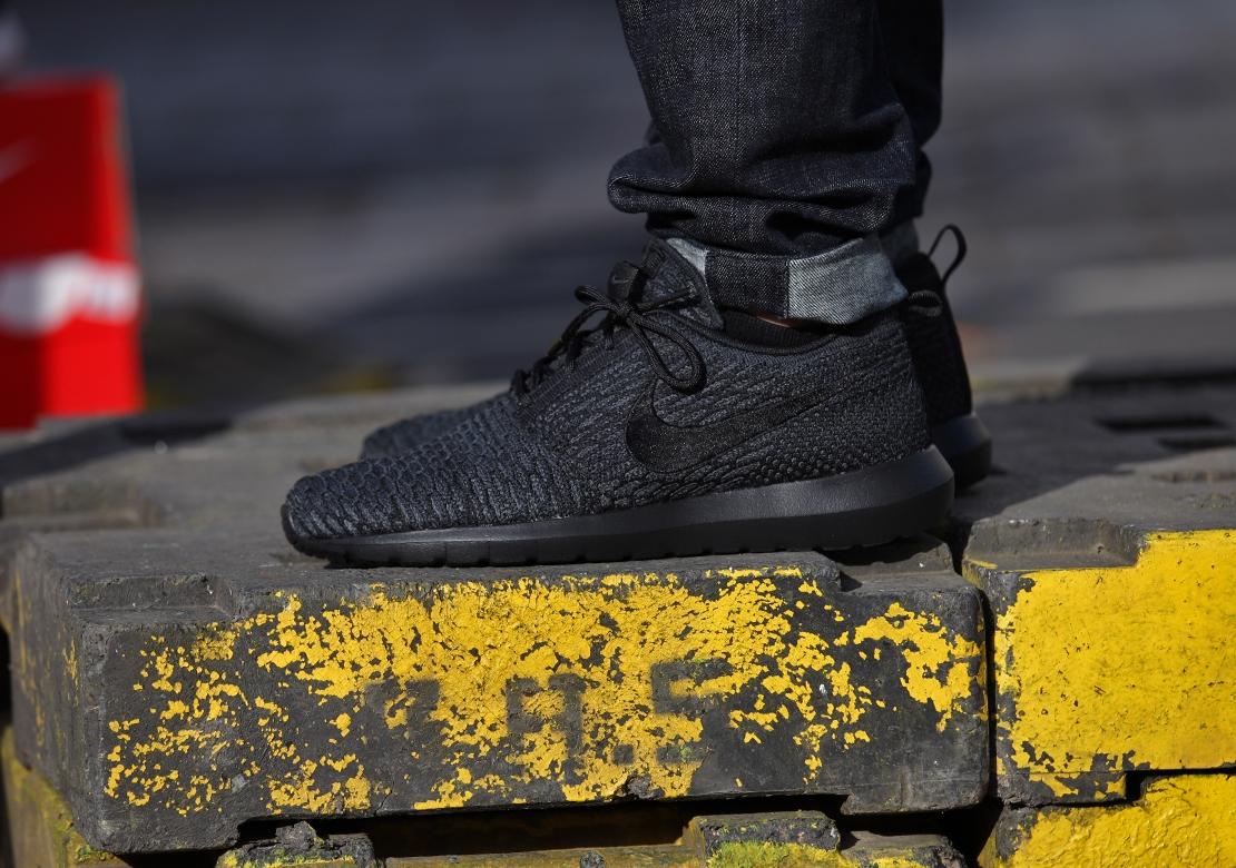 Nike Flyknit Rosherun