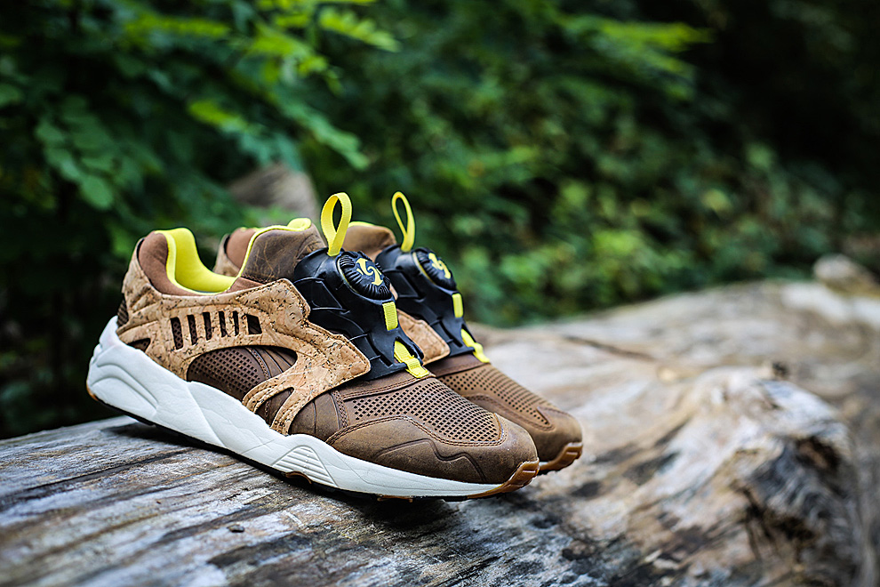 "Puma Leather Disc Blaze "" Cork"""