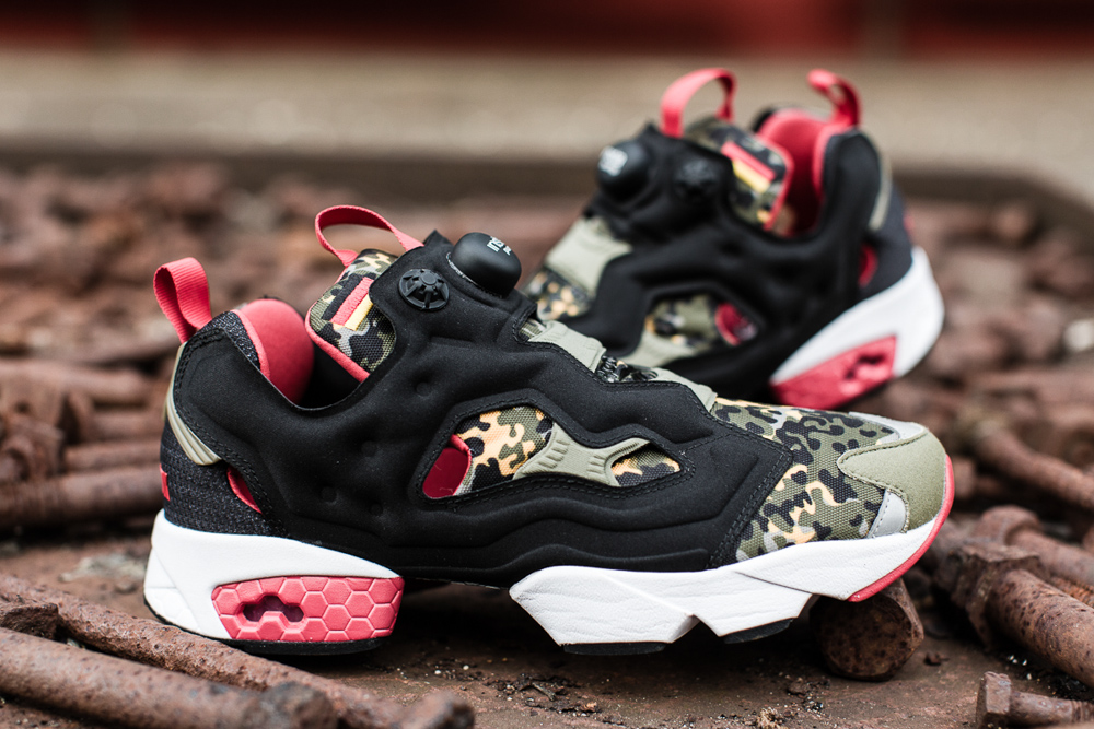 Reebok x Solebox Instapump Fury 20th Anniversary