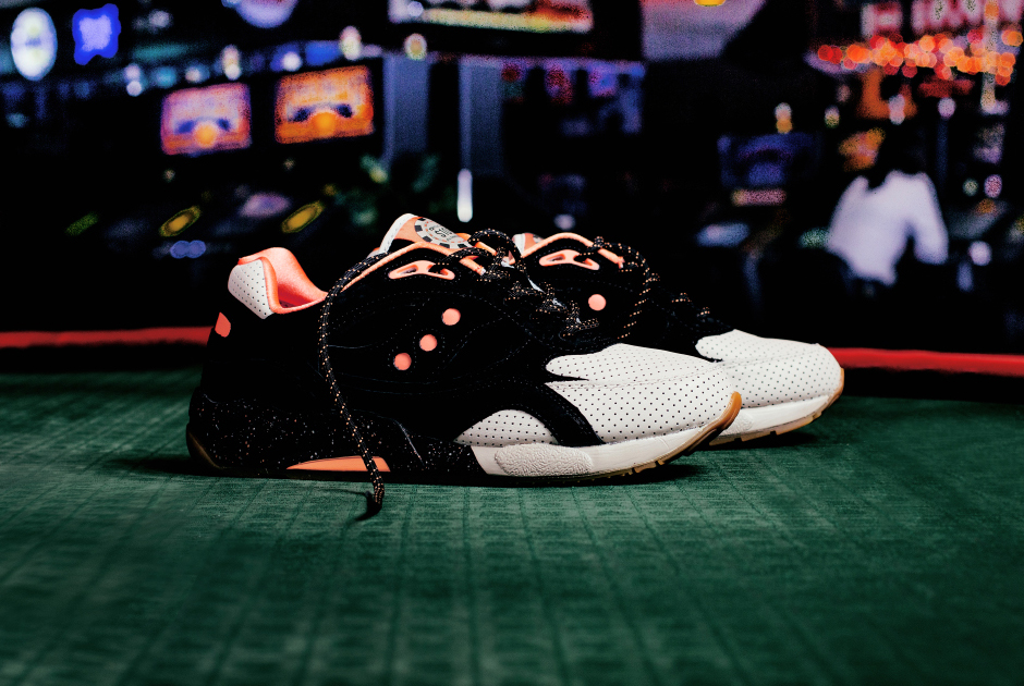 "Feature Boutique x Saucony G9 Shadow 6 ""High Roller"""