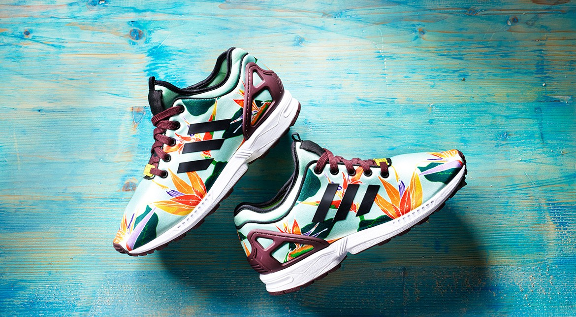timeless design 24c4b d6527 Adidas Originals ZX Flux NPS