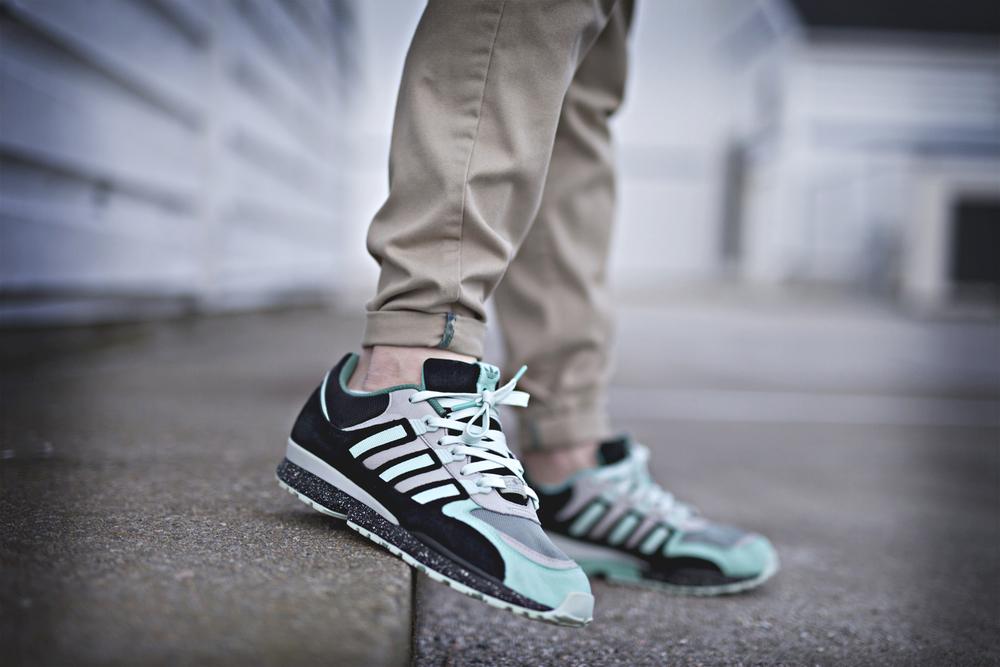 Adidas Consortium x Sneaker Freaker Torsion Integral S