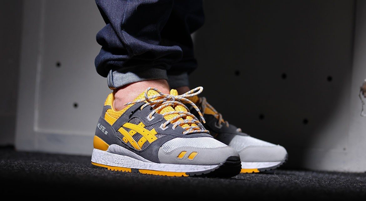 best authentic fd551 70ad7 Asics Tiger Gel Lyte III