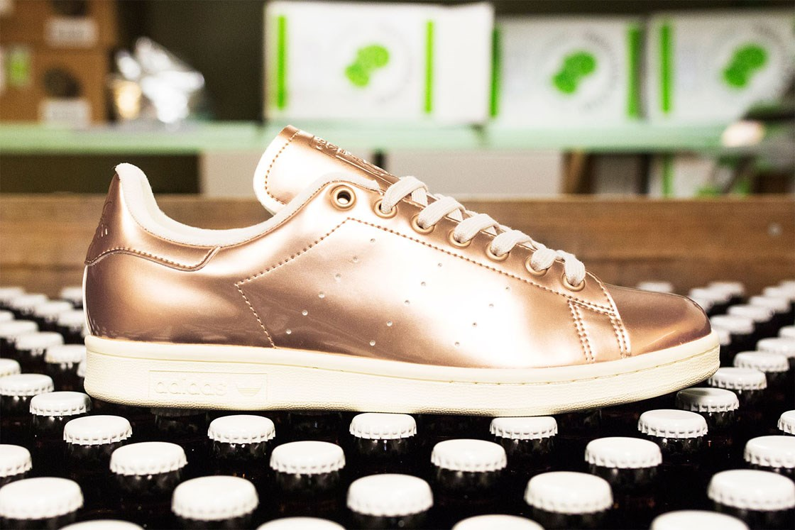 "SneakersnStuff x Adidas Originals Stan Smith ""Copper Ketle"""
