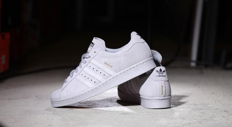 adidas Superstar 80s City Pack Berlin | Sneaker Freak