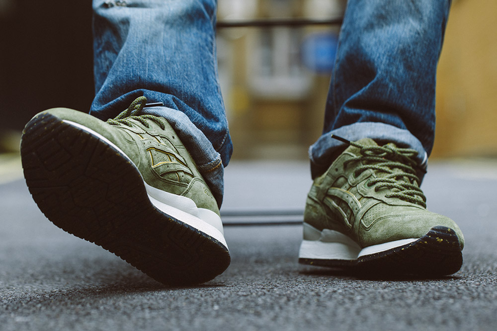 premium selection 7a7d3 13422 A closer look at the Footpatrol x Asics Gel Lyte III