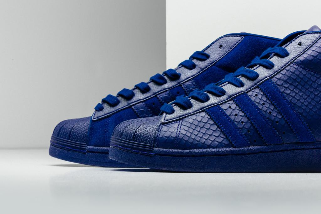 "differently 2f498 12d6b Adidas Pro Model ""Oxford Blue"". — Oslo Sneaker Fest"