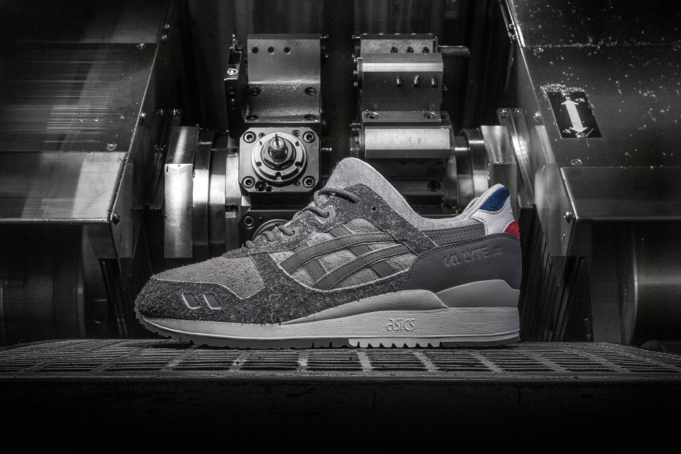 "INVINCIBLE x Asics Gel-Lyte III ""Formosa"""