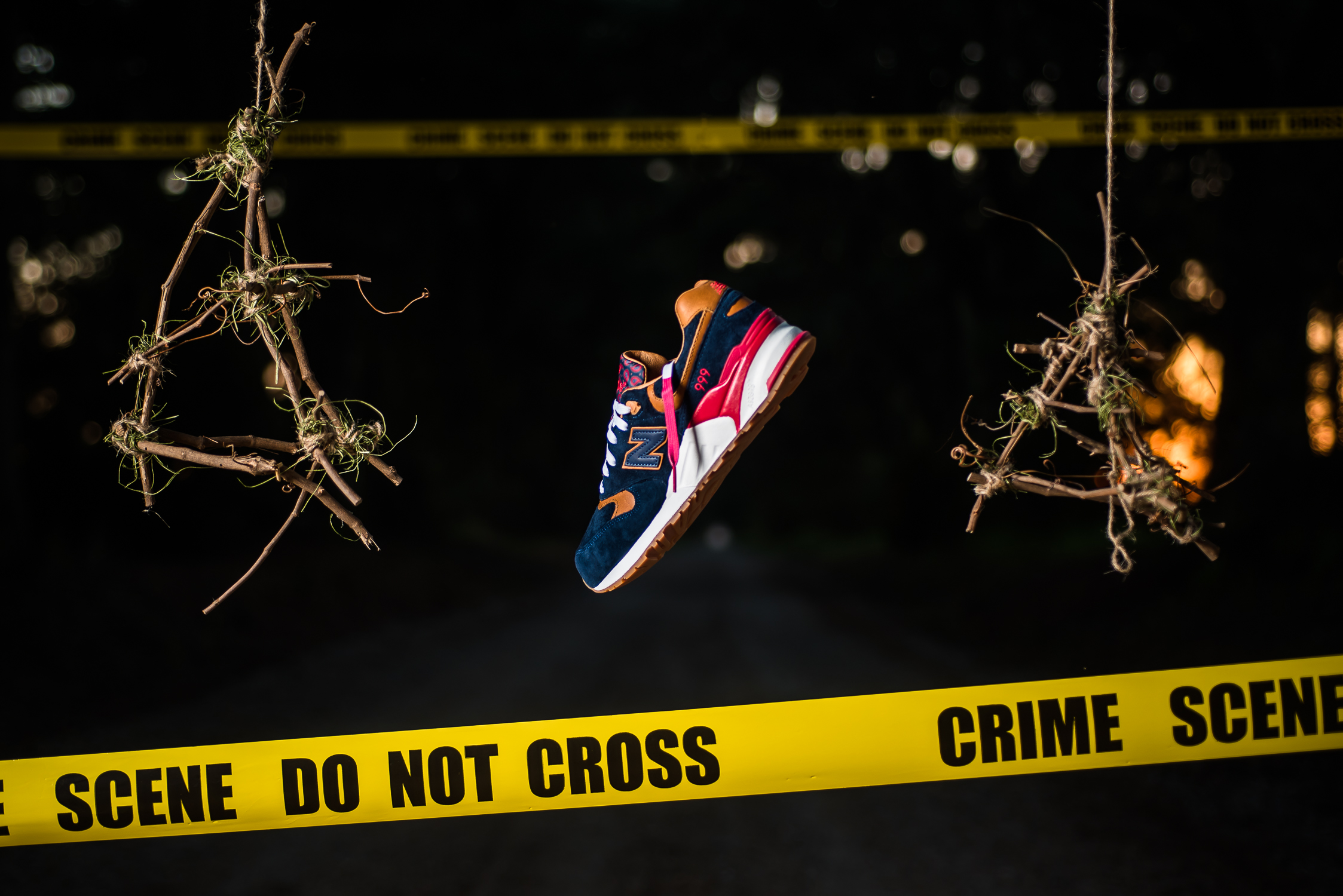 "Sneaker Politics x New Balance ""Case 999"""
