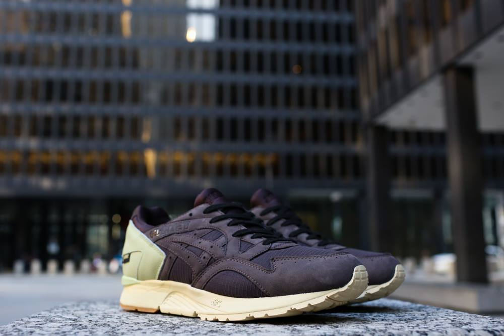 "Saint Alfred x Asics Gel Lyte V ""After Dark"""