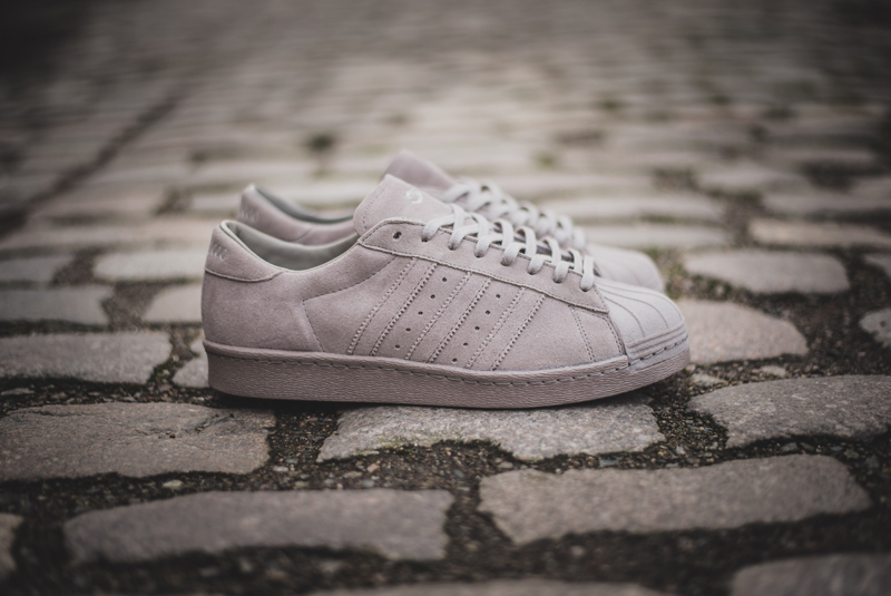 Invincible x Adidas Superstar 80v