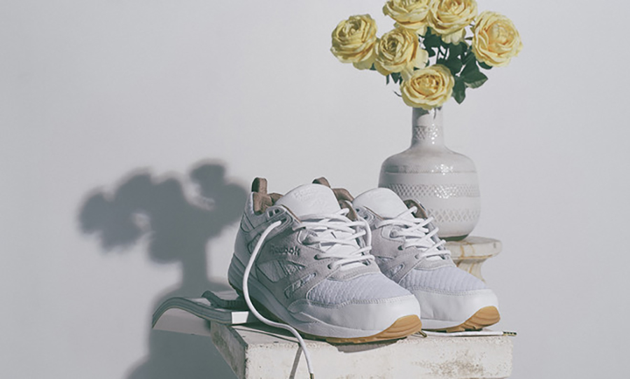 "Highs & Lows x Reebok Ventilator ""White Smoke"""