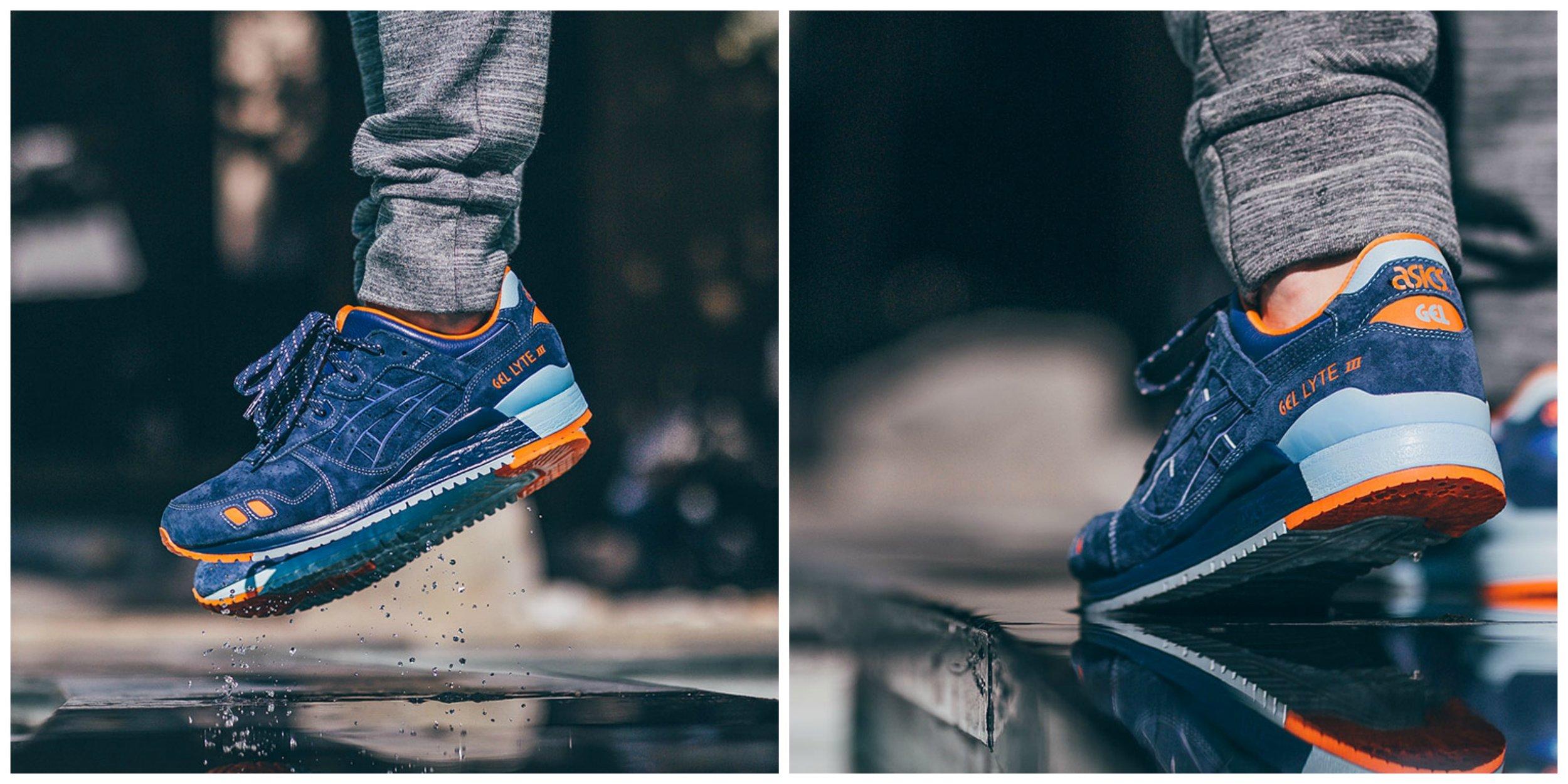 new concept cff55 6a345 Foot Locker x Pensole x Asics Gel Lyte III — Oslo Sneaker Fest
