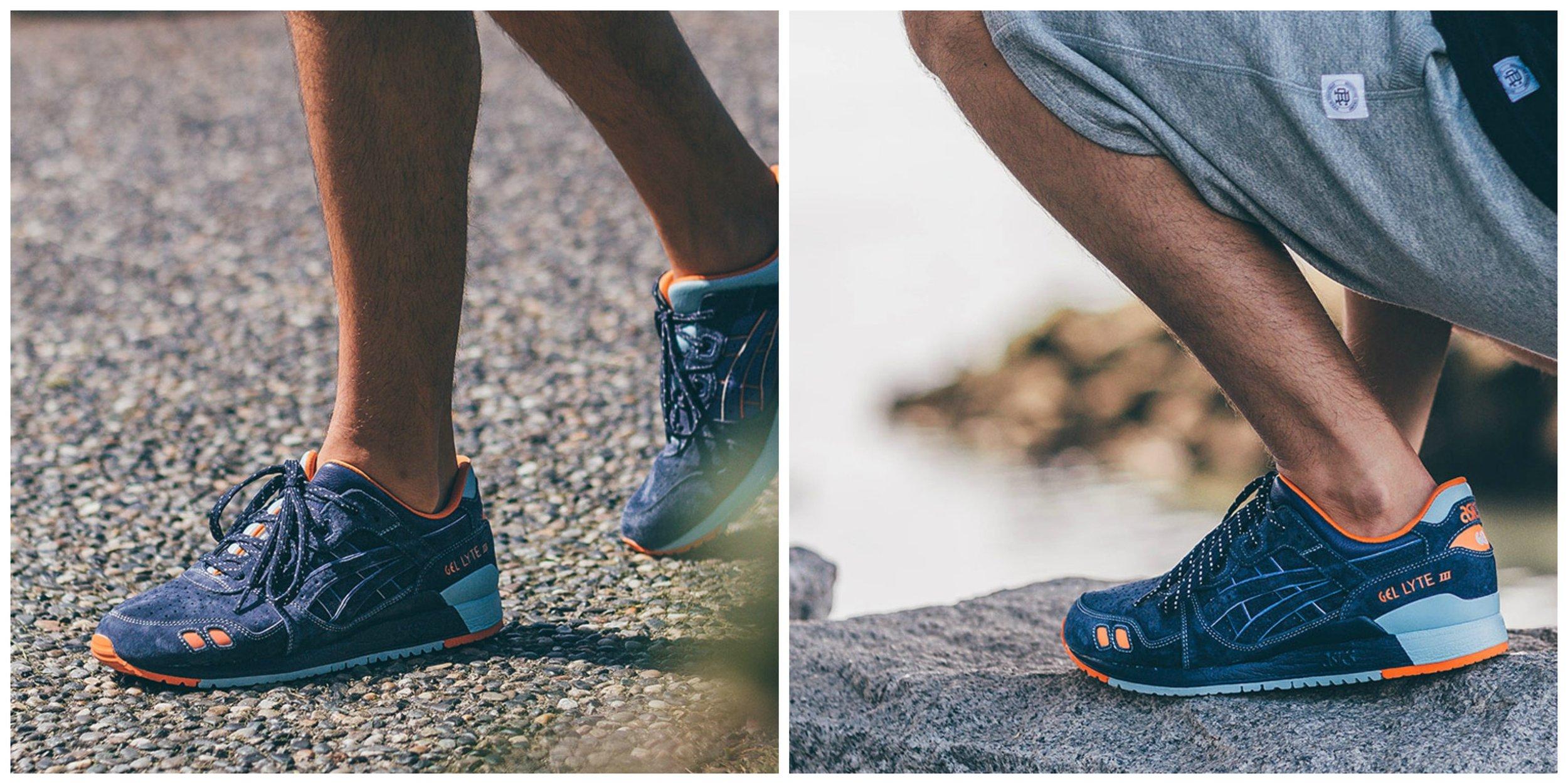 new concept c7cf5 d17a5 Foot Locker x Pensole x Asics Gel Lyte III — Oslo Sneaker Fest