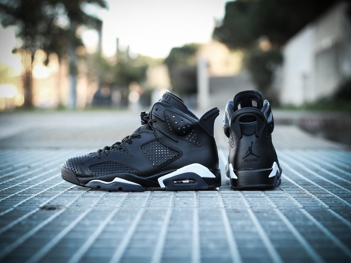 "new style 0f37d 41aa0 Air Jordan 6 Retro ""Black Cat"" — Oslo Sneaker Fest"