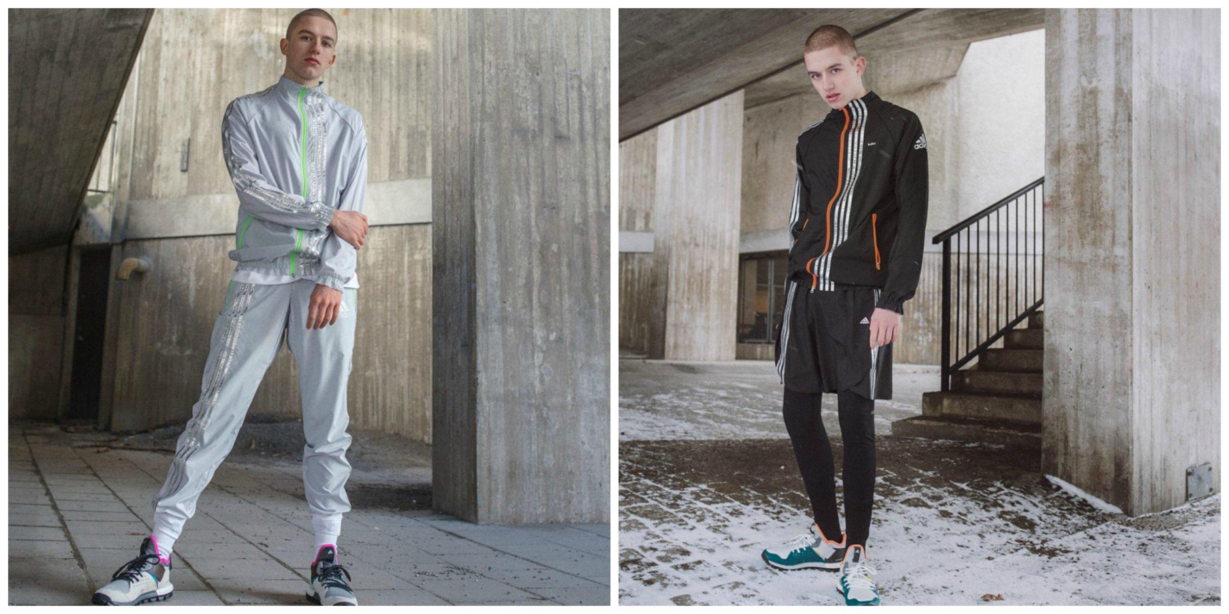 Kolor japan x adidas Response Trail BOOSTs — Oslo Sneaker Fest