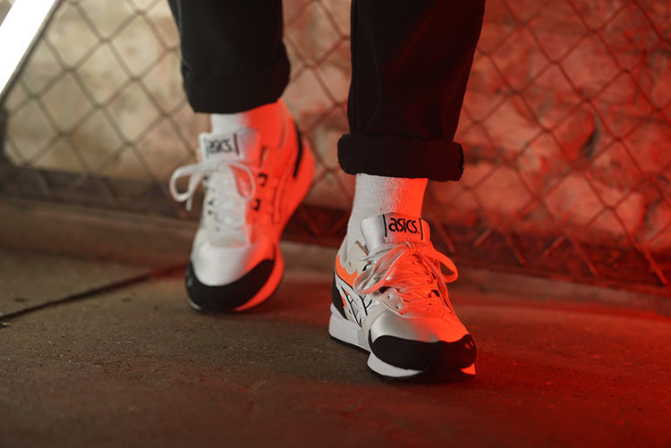Asics Borrows from Boro for Their Latest Gel Lyte III Sneakers
