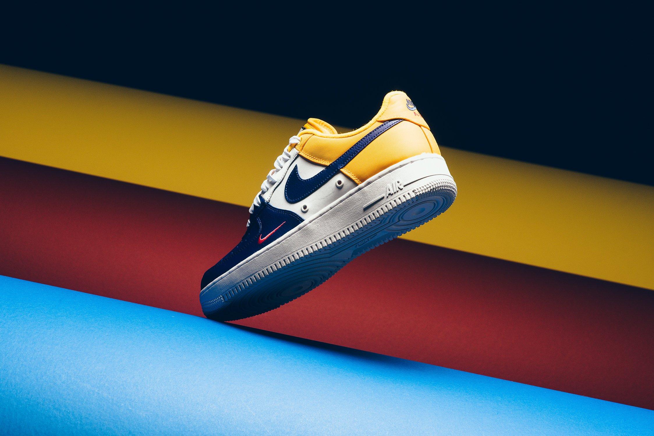 """1 Swoosh Lv8 Mini Air Nike """"barcelona Force '07 wPOkn0"""