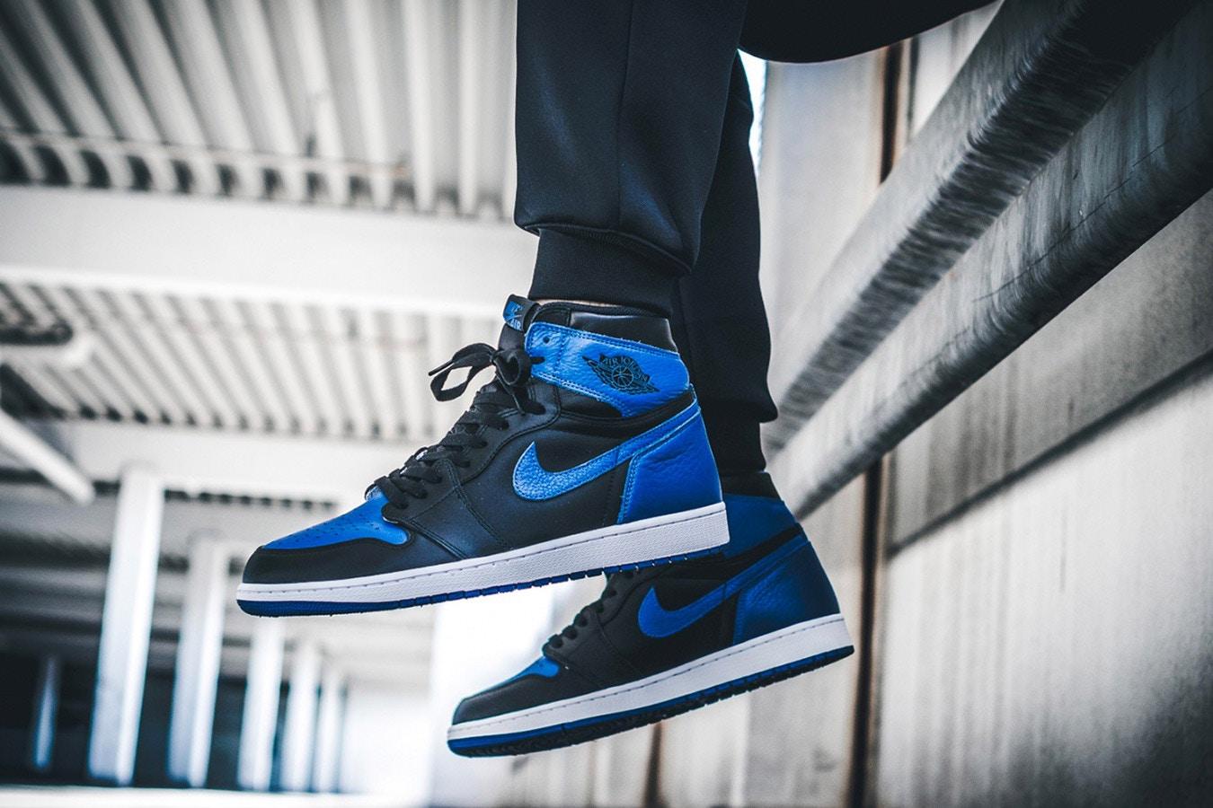 "Air Jordan 1 ""Royal"""