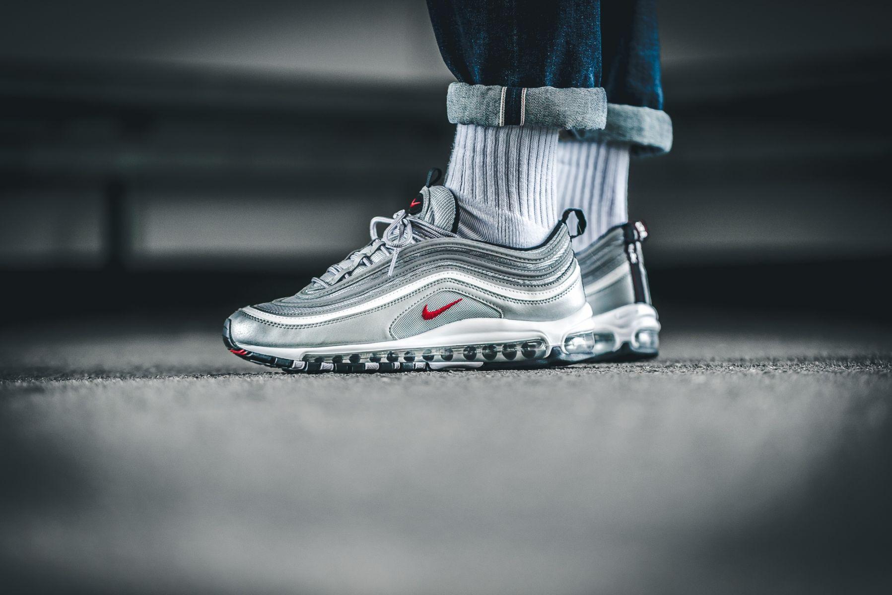 "Nike Air Max 97 ""Silver Bullet"""