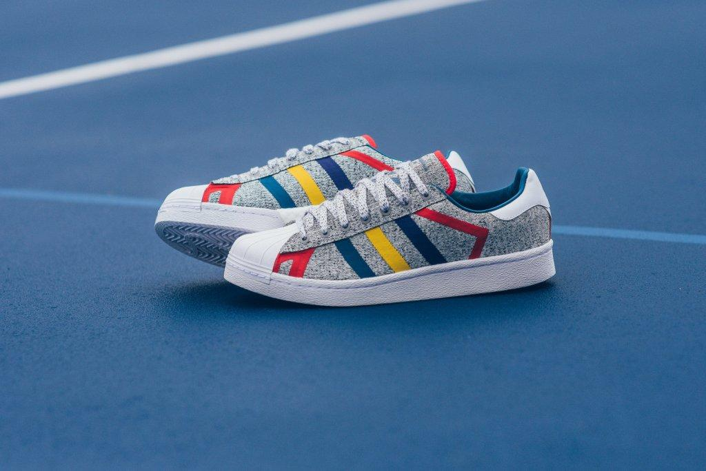 new products 18206 ce363 White Mountaineering x adidas Superstar — Oslo Sneaker Fest