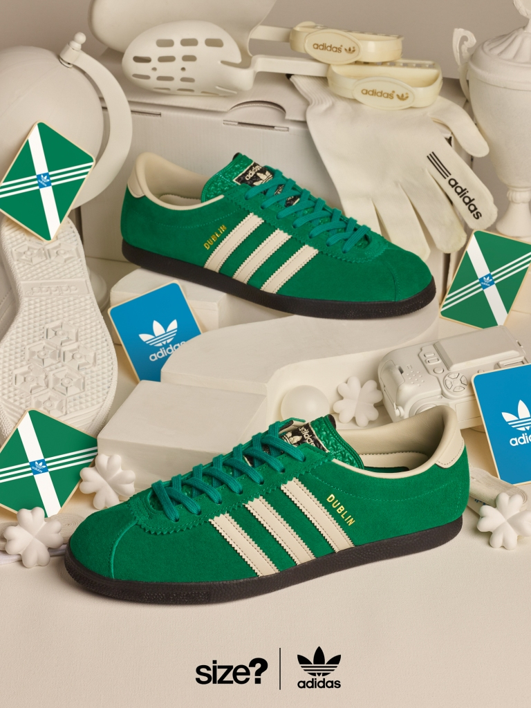 ADIDAS ORIGINALS DUBLIN Taiwan Trainers Size 9 Brand New In Box With Tags