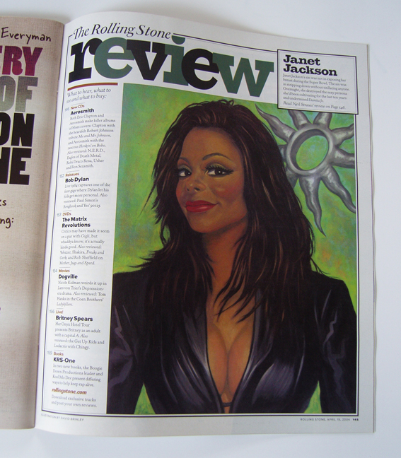 Janet Jackson   | The Rolling Stone Review