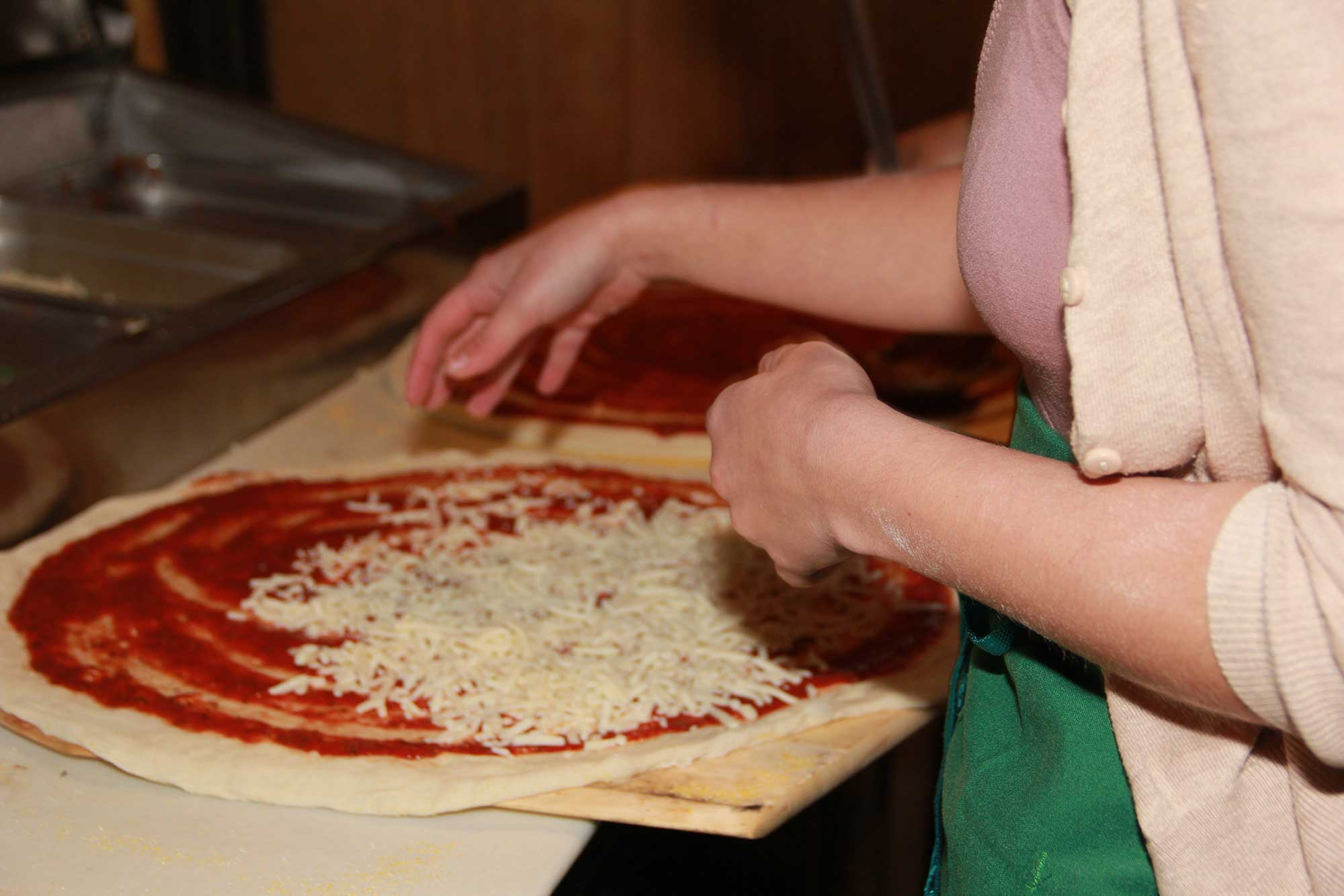 The Old School Pizzeria Olympia Wa