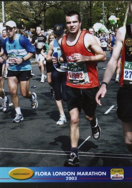 I was quite skinny before I started running ultras