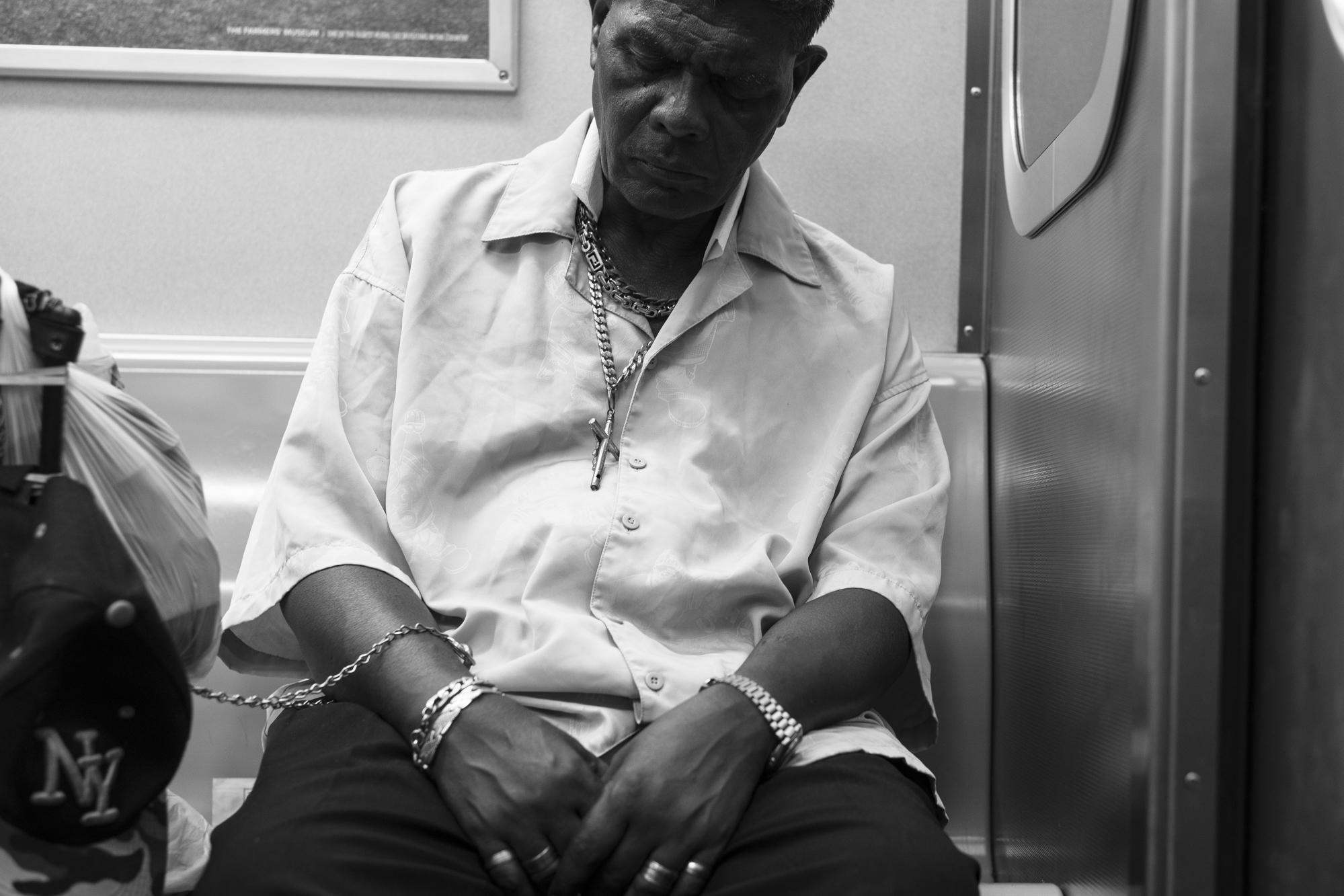 1 Train Manhattan, N.Y