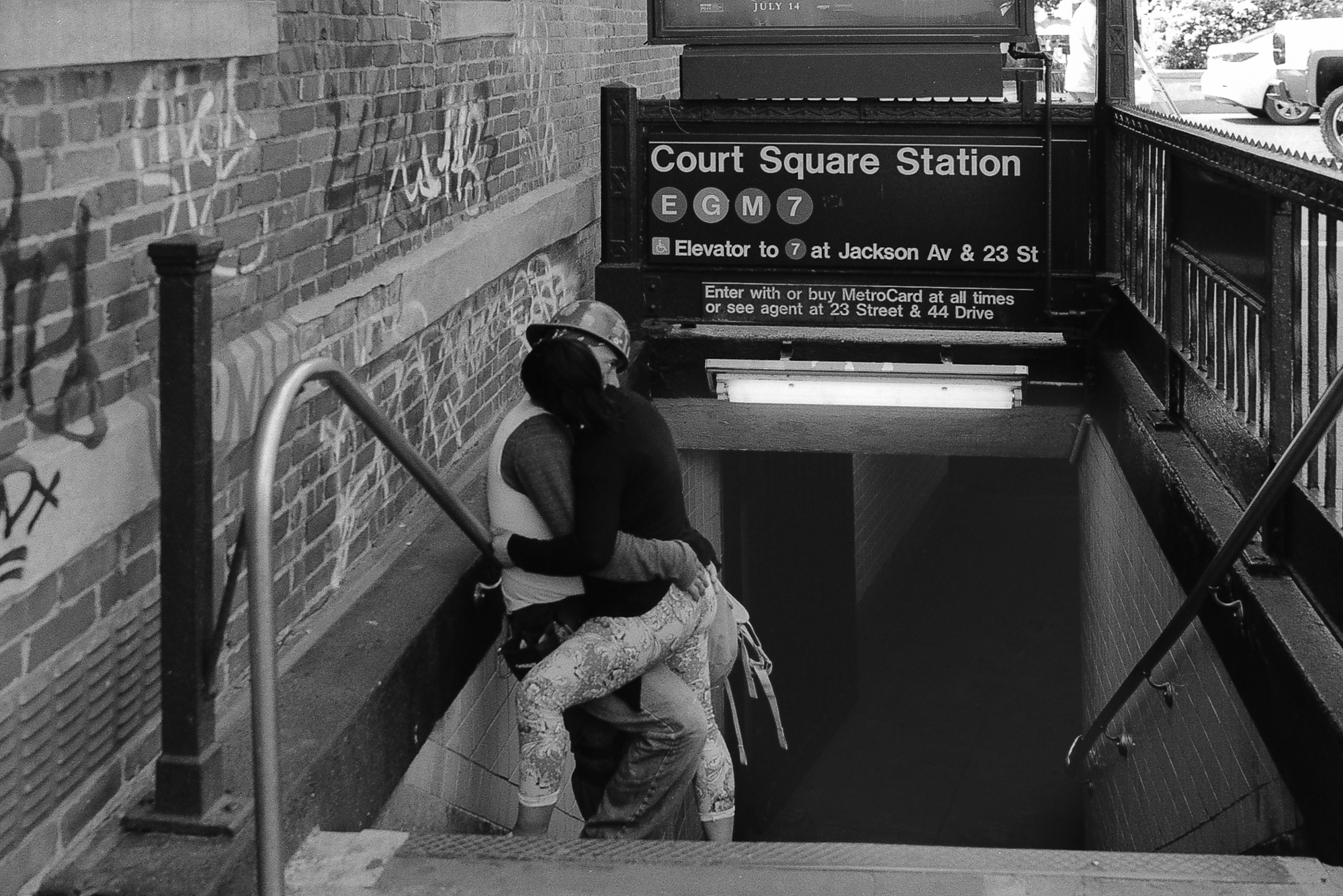 Court Square Queens, N.Y