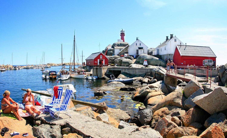 Svenner er en perlehavn med et kystkulturmiljø du knapt finner maken til.