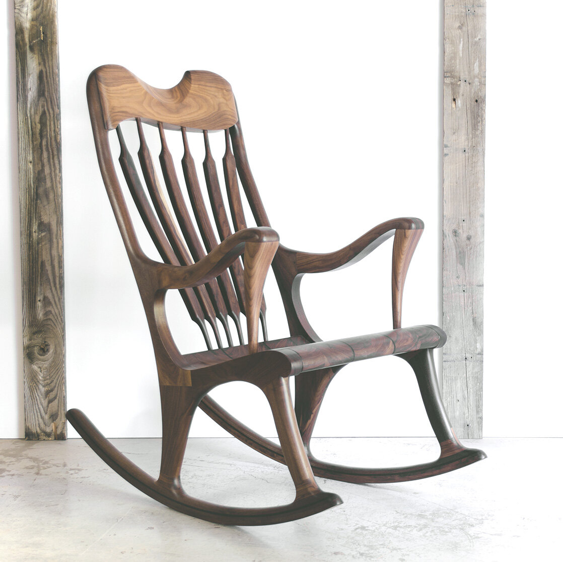 Rocking chair made in Canada
