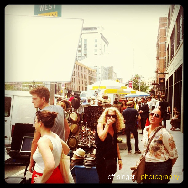 Photo Shoot In New York